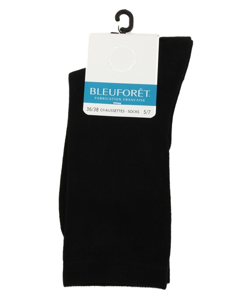BLEU FORET  LIGHT CTN SOCKS