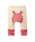 HOT BISCUITS(ホットビスケッツ)の「裾レッグウォーマー風ベビーパンツ(ベビー用品)」|アイボリー