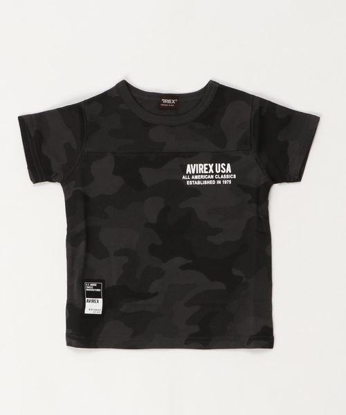 キッズ/ビッグ ロゴ ルーズフィットTシャツ/KIDS/BIG LOGO LOOSE FIT T-SHIRT Ⅱ