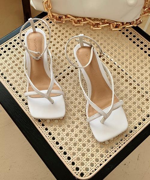 【chuclla】Strap thongs sandal sb-6 chs57