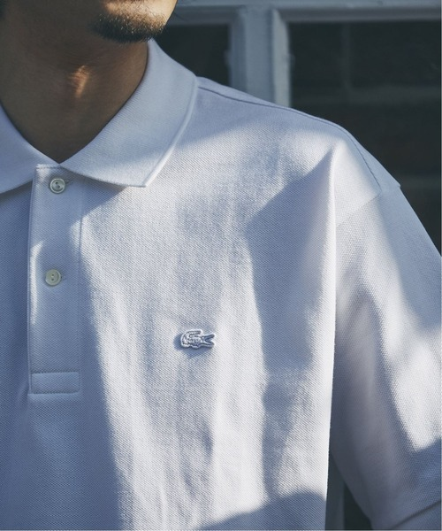 ◆【LACOSTE for JOURNAL STANDARD / ラコステ】別注 ヘビー ピケ ポロシャツ