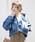select MOCA(セレクトモカ)の「絶妙なウォッシュがヴィンテージライクな仕上がり★抜き襟デザインコンパクトシルエット変形フロントドロップショルダーデニムジャケット(デニムジャケット)」 詳細画像
