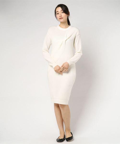 納得できる割引 【セール】CABLES KNIT DRESS DRESS KNIT RO024(ワンピース)|CARVEN(カルヴェン)のファッション通販, マリンショップ turibune:35c4c12a --- kindergarten-meggen.de