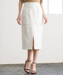 Loungedress(ラウンジドレス)のポケットタイトスカート(スカート)