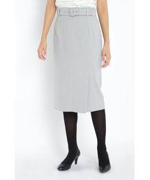 BOSCH(ボッシュ)の裏起毛セットアップスカート(スーツスカート)