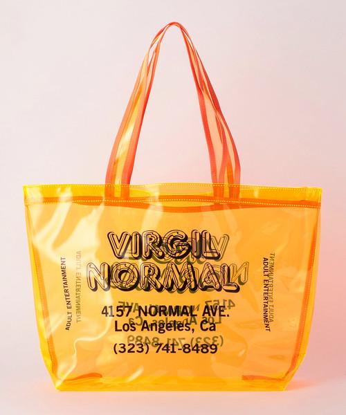 【別注】 <VIRGIL NORMAL> BEACH BAG/バッグ о