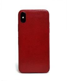 DUB MAGIC iphone XS レザージャケット アイフォンケース(モバイルケース/カバー)