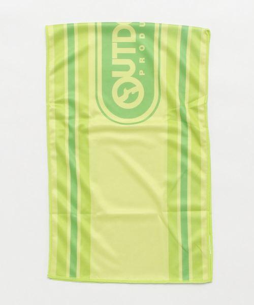 スーパークールタオル/濡らして振れば冷たくなるクールタオル