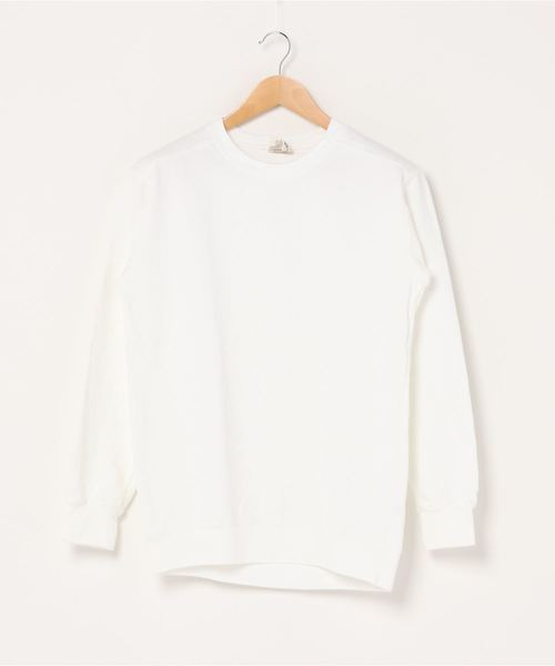 【 COMFORT COLORS / コンフォート カラーズ 】Garment Dyed Crewneck Sweatshirt ガーメントダイ クルーネックスウェット 1566