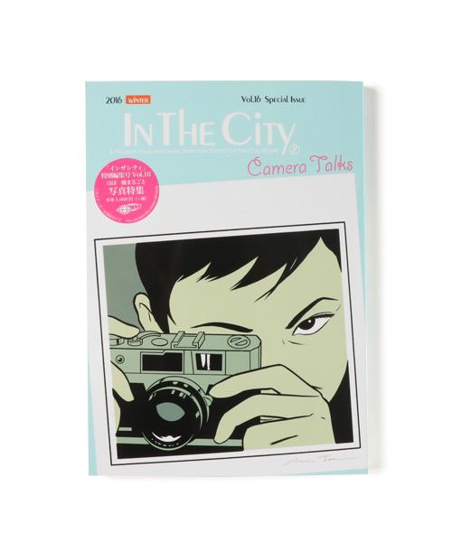 TOKYO CULTUART by BEAMS(トウキョウカルチャートバイビームス)の「 IN THE CITY vol.16 / CameraTalks(本)」 その他1