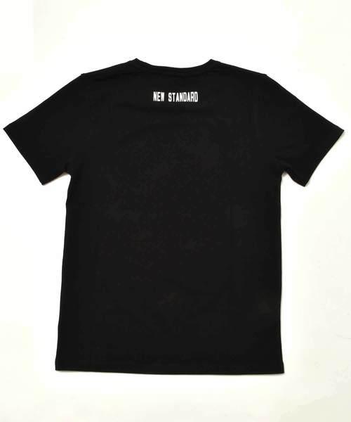 フォトプリント接触冷感・吸水速乾半袖Tシャツ カットソー