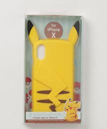 ポケットモンスター/ iPhone X 対応 シリコンケース(モバイルケース/カバー)
