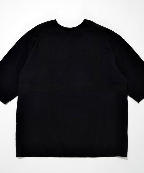 2WAYボディバッグ ビッグTシャツ