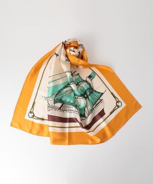 FFC SILK大判アソート/ スカーフ