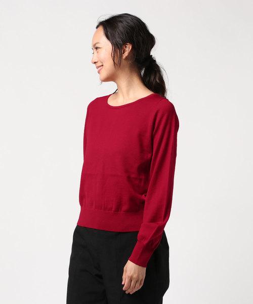 2018新入荷 バックボタンパフプルオーバー(ニット/セーター)|Loulou Willoughby(ルルウィルビー)のファッション通販, ヒロショウe-shop:ed436016 --- arguciaweb.com