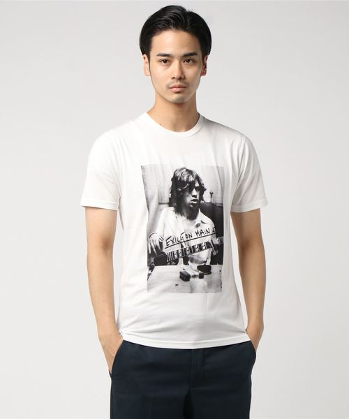 THE ROLLING STONES/MICK 1971 Tシャツ