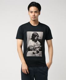 THE ROLLING STONES/MICK 1971 Tシャツブラック
