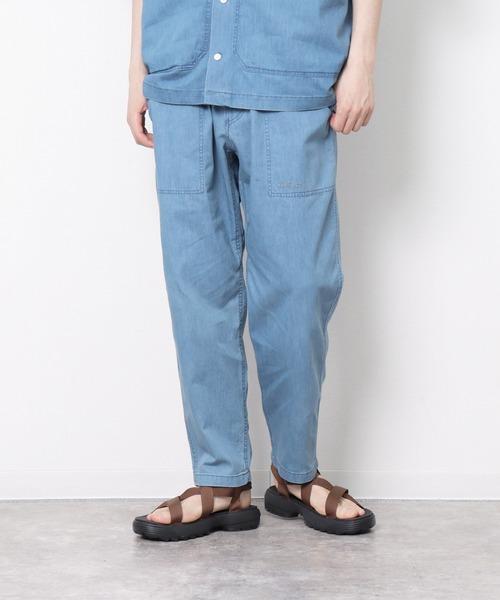 【 WILD THINGS / ワイルドシングス 】シェルテック ファティーグパンツ  SHELTECH FATIGUE PANTS WT21011SG・・