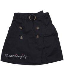 ALGY(アルジー)のトレンチスカート(スカート)