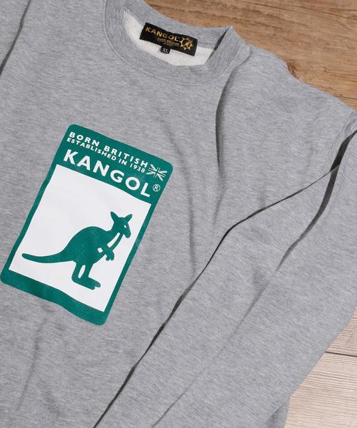 KANGOL/カンゴール スウェット LCK0013