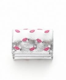Casselini(キャセリーニ)のモチーフ刺繍ウォレット(財布)