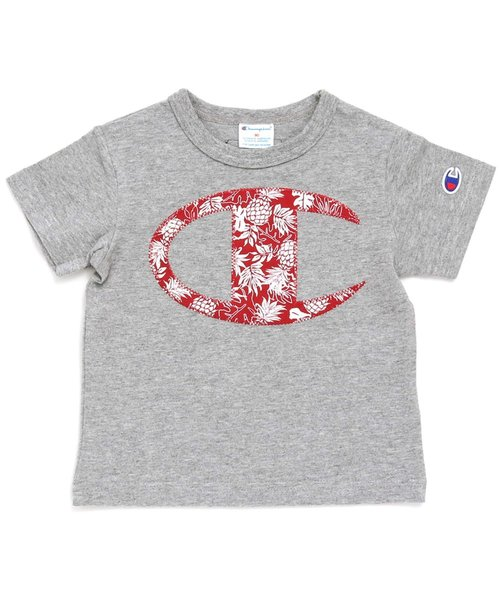 5184e1f4663fe Champion(チャンピオン)のChampion アップリケTシャツ(Tシャツ カットソー)