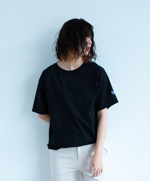 【Champion】Authentic T-SHIRTS