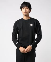 AAPE BY A BATHING APE(エーエイプバイアベイシングエイプ)のAAPE CREW NECK SWEATER(スウェット)