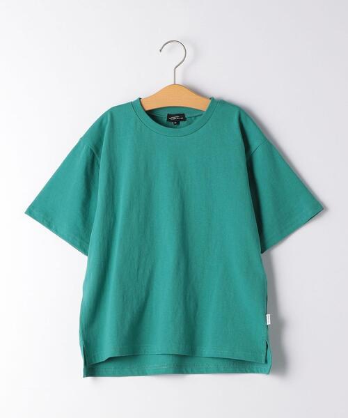 ◆オーガニックコットン天竺オーバーサイズTシャツ