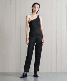 <H>ONE SHOULDER ALL IN ONE/サロペット