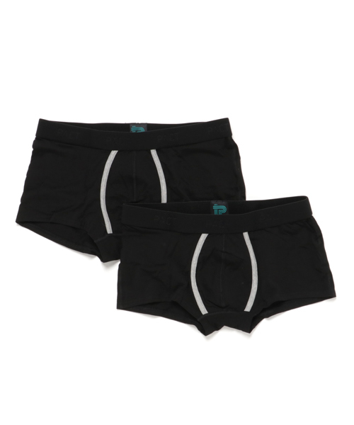 PACT(パクト)Men's Trunk Two-Pack メンズ トランクス 2枚組