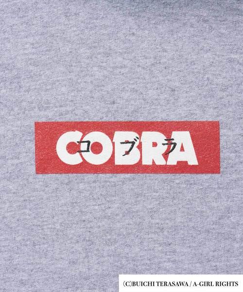 SEVESKIG COBRA×SEVESKIG HOODIE(MISTY) SW-CO-HA-1001