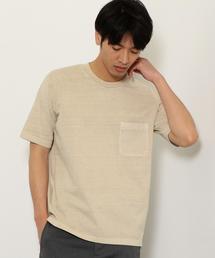 SC GIM ピグメント S/S 半袖 Tシャツ