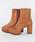 minia(ミニア)の「チャンキーヒール厚底ミドルブーツ [ minia ] ≪2019AW再販&新色はパイソン≫(ブーツ)」 詳細画像
