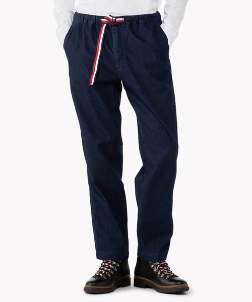 100%本物 【セール デザイン】スポーティ デザイン パンツ(パンツ)|TOMMY HILFIGER(トミーヒルフィガー)のファッション通販, はんこショップおとべ:499226e3 --- frauenurlaub-ostsee-schlei.de