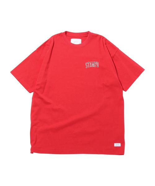 <STAMPD> COLLEGIATE TEE/Tシャツ