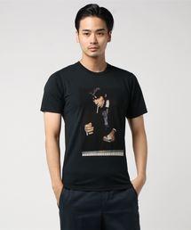 THE ROLLING STONES/DENMARK 1965 Tシャツブラック