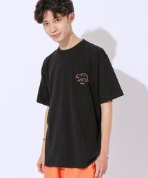 【女性にもオススメ】コーエンベアプリントTシャツ