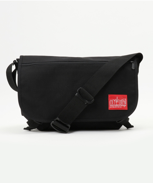 Manhattan Portage(マンハッタンポーテージ)の「Quick-Release Messenger Bag(メッセンジャーバッグ)」|ブラック