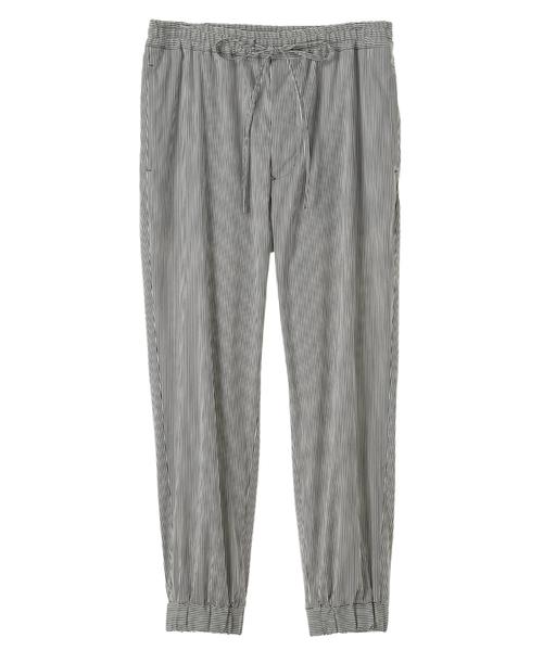 2019新作モデル 【セール】STRIPE EASY EASY PANTS(パンツ)|CLANE(クラネ)のファッション通販, 安八町:a1ee42d3 --- pyme.pe