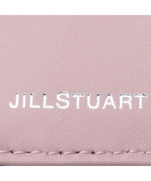 JILLSTUART(ジルスチュアート) ラブ・リーフ(8B) 2つ折財布