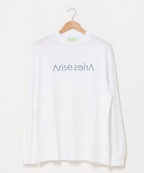 【Aries】アリーズ 長袖Tシャツ
