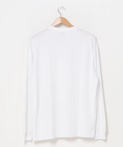 fridge(フリッジ)の「【Aries】アリーズ 長袖Tシャツ(Tシャツ/カットソー)」|詳細画像