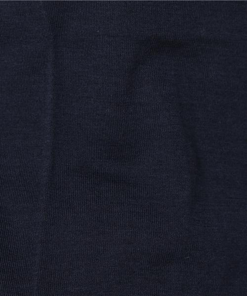 メリノウールライトUネックニット・セーター