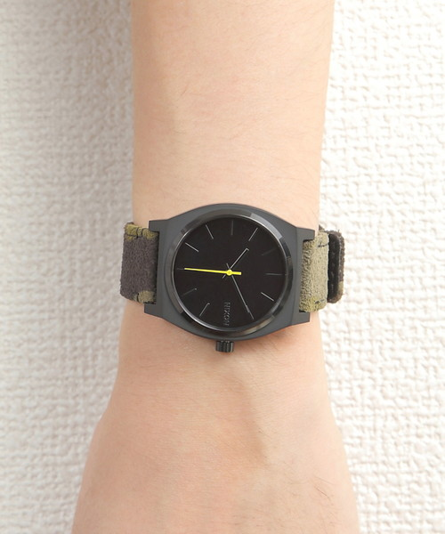 【35%OFF】 THE TIME TIME TELLER(腕時計)|NIXON(ニクソン)のファッション通販, ミュージックハウス フレンズ:4a7e5b07 --- wiratourjogja.com