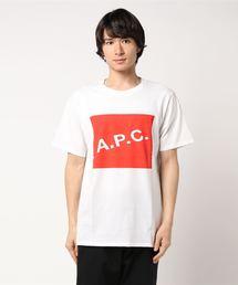 A.P.C.(アー・ペー・セー)のT-SHIRT KRAFT 18P【雑誌掲載商品】(Tシャツ/カットソー)