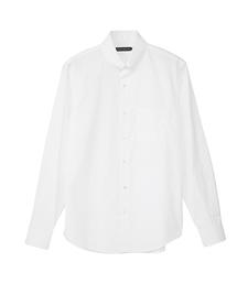 ボタンダウンシャツホワイト
