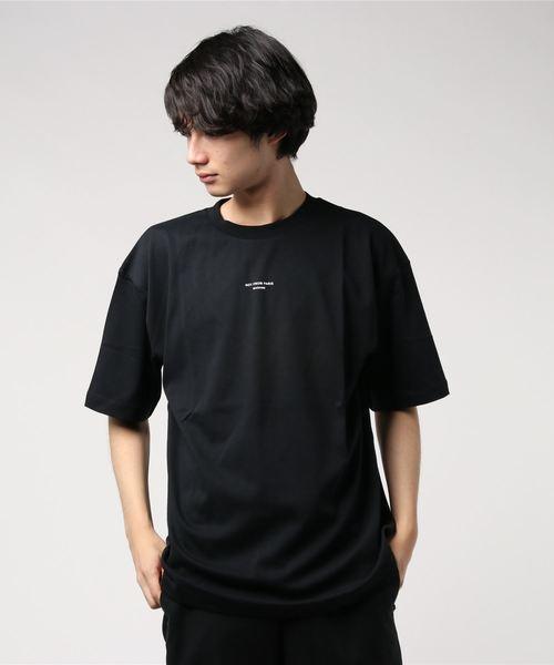 激安 DROLE DE MONSIEUR/ドロールドムッシュ/NFPM T-SHIRT/エヌエフピーエムティーシャツ(Tシャツ/カットソー) DROLE DE DROLE DE MONSIEUR(ドロール ド ムッシュ)のファッション通販, モンストラ-ダ:a8a0049d --- pyme.pe