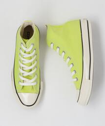 <CONVERSE(コンバース)>ALL STAR US NEONCOLORS HI スニーカー