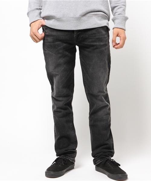 【返品送料無料】 【セール】GRIM TIM Black/ セール,SALE,NUDIE Black Haze(デニムパンツ)|Nudie TIM/ Jeans(ヌーディージーンズ)のファッション通販, セカンドステージ:101e76bb --- tsuburaya.azurewebsites.net